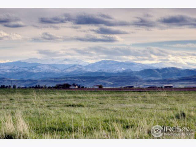 Single Family for Sale at 1608 E County Road 72 Wellington, Colorado 80549 United States