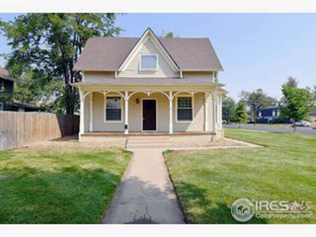 Real Estate for Sale, ListingId:54370480, location: 1403 8th St Greeley 80631