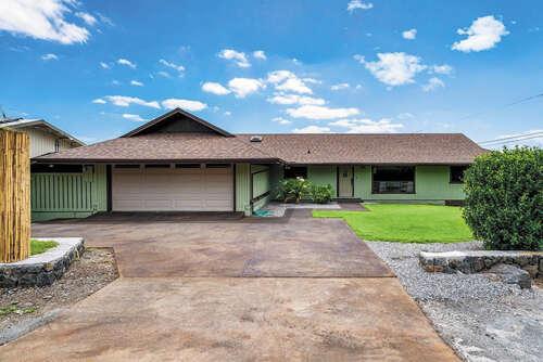 Single Family for Sale at 81-985 S Kahapili Lp Kealakekua, Hawaii 96750 United States