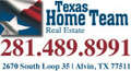 Texas Home Team Realtors, Alvin TX