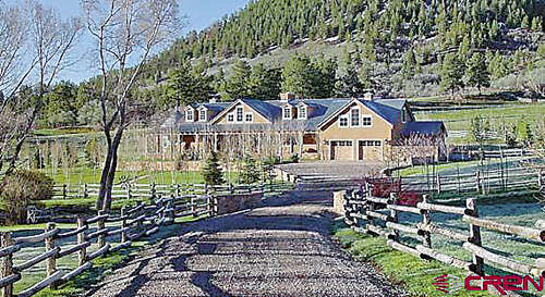 Single Family for Sale at 3176 Cr 245 Bayfield, Colorado 81122 United States