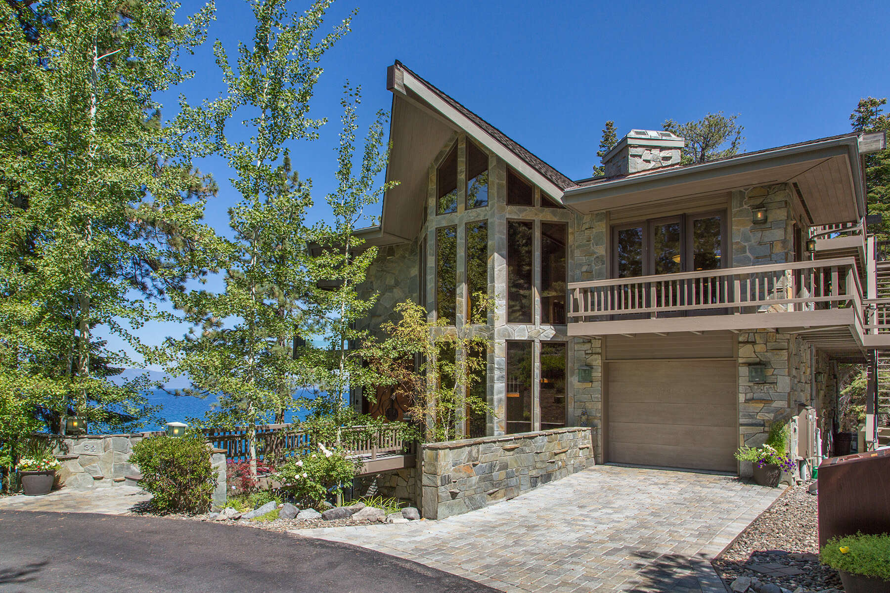 Single Family for Sale at 32 Lake Front Drive Glenbrook, Nevada 89413 United States