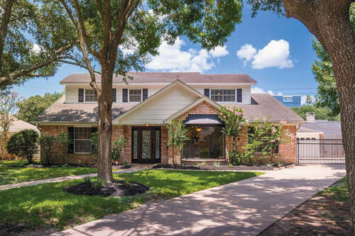 Single Family for Sale at 10226 Meadow Lake Lane Houston, Texas 77042 United States