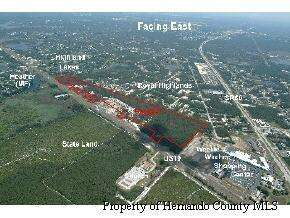 Land for Sale, ListingId:23696082, location: 0 US HIGHWAY 19 Spring Hill 34613