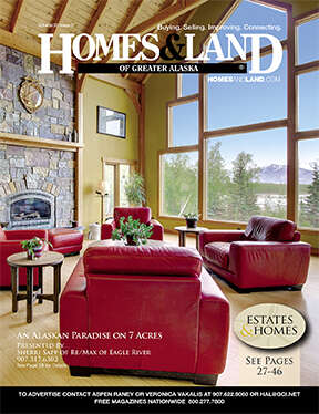 HOMES & LAND Magazine Cover. Vol. 32, Issue 02, Page 28.