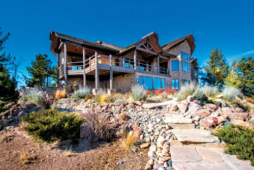 Model for Sale at 7 Bear Mountain Trail Tie Siding, Wyoming 82084 United States