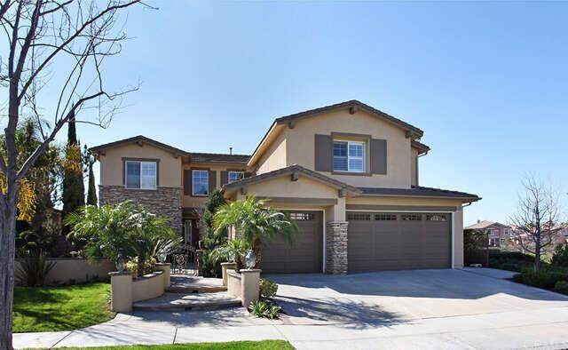 Single Family for Sale at 3826 Grandview Drive Brea, California 92823 United States