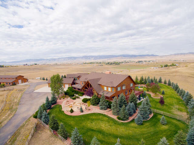 Single Family for Sale at 7389 Douglass Lake Ranch Rd Fort Collins, Colorado 80524 United States