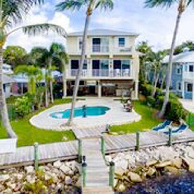 Single Family for Sale at 766 NE River Terrace Jensen Beach, Florida 34957 United States