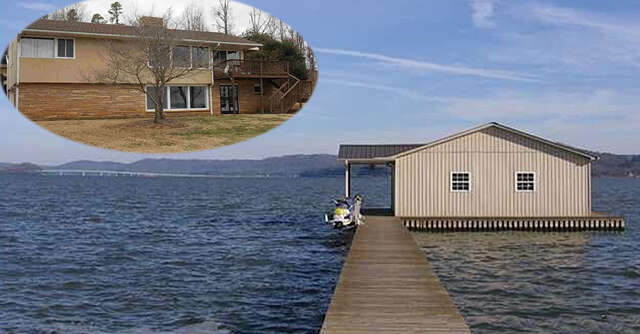 Single Family for Sale at 650 Browns Creek Road Guntersville, Alabama 35976 United States