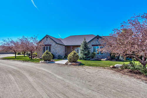 Single Family for Sale at 175 Westside Lane Gardnerville, Nevada 89460 United States