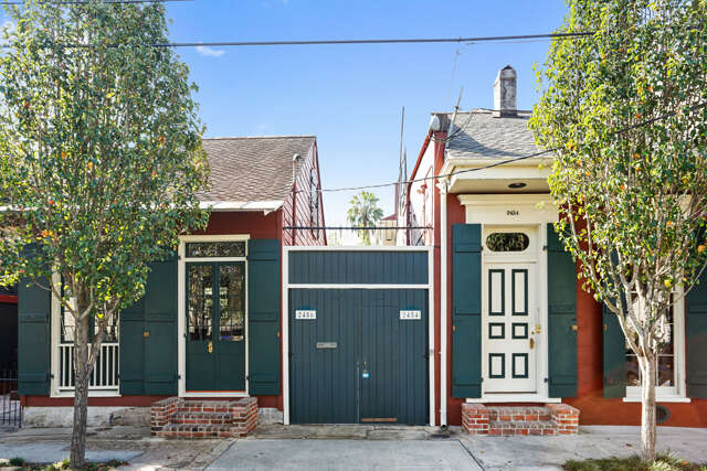 Multi Family for Sale at 2454-56 Royal St New Orleans, Louisiana 70117 United States