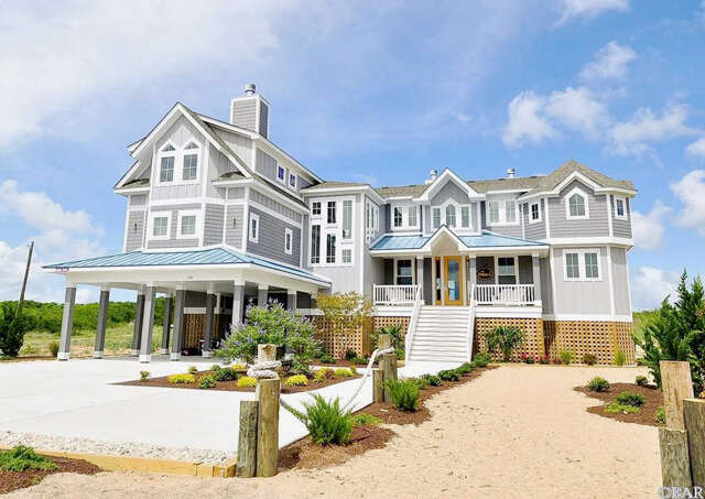 Single Family for Sale at 228 Ocean Boulevard Southern Shores, North Carolina 27949 United States