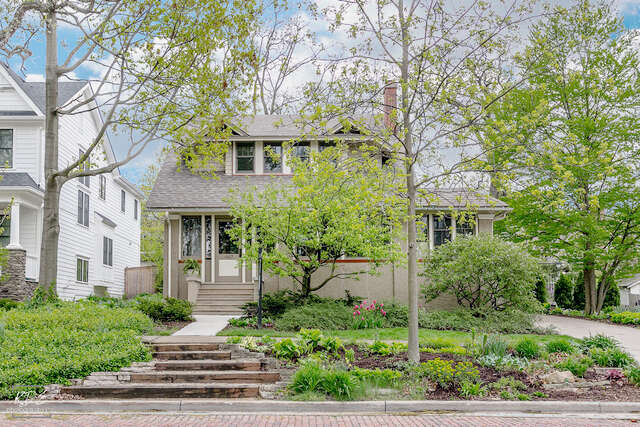 Single Family for Sale at 4817 Linscott Avenue Downers Grove, Illinois 60515 United States