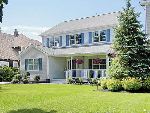 Single Family for Sale at 114 Stockton Boulevard Sea Girt, New Jersey 08750 United States