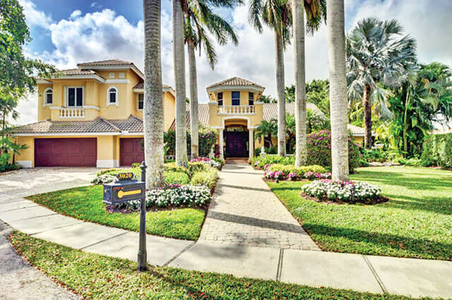 Rentals for Sale at 3020 Andrews Place Boca Raton, Florida 33434 United States