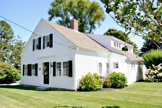 Single Family for Sale at 141 Bank Street Harwich Port, Massachusetts 02646 United States
