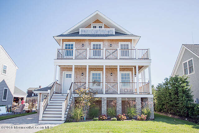 Single Family for Sale at 108 2nd Avenue Avon By The Sea, New Jersey 07717 United States