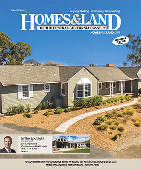 HOMES & LAND Magazine Cover. Vol. 20, Issue 11, Page 5.