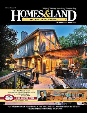 HOMES DIGEST Magazine Cover. Vol. 25, Issue 10, Page 9.