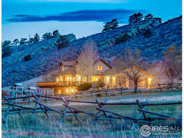 Single Family for Sale at 6069 Spring Glade Rd Loveland, Colorado 80538 United States
