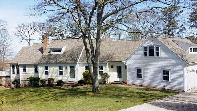 Single Family for Sale at 162 Highland Moors Drive Brewster, Massachusetts 02631 United States