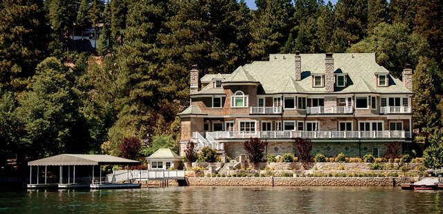 Single Family for Sale at 175 Shorewood Dr. Lake Arrowhead, California 92352 United States