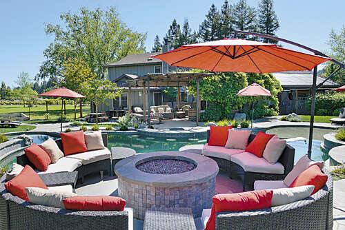 Single Family for Sale at 14845 Grove Street Healdsburg, California 95448 United States