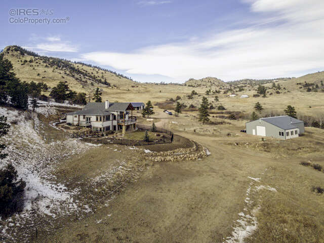 Single Family for Sale at 1388 Mount Moriah Rd Livermore, Colorado 80536 United States