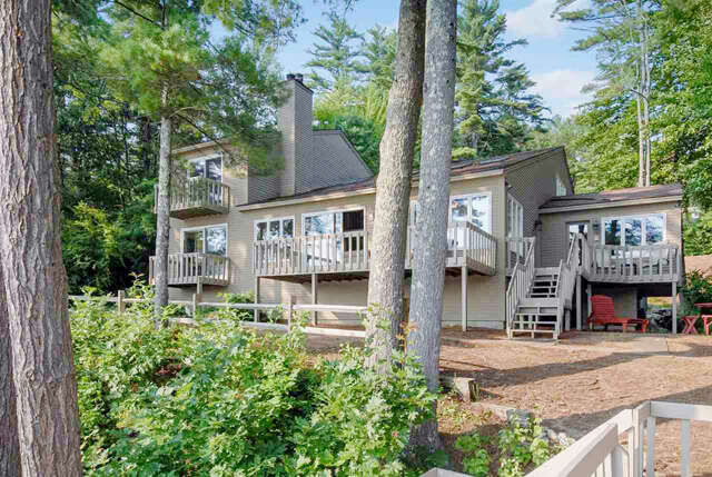 Single Family for Sale at 18 Partridge Drive Wolfeboro, New Hampshire 03894 United States