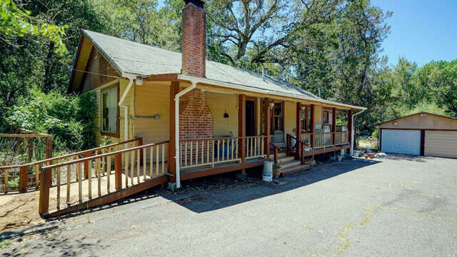 Single Family for Sale at 2391 Warm Springs Road Glen Ellen, California 95442 United States