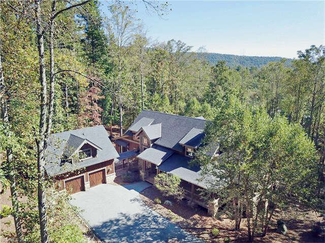 Single Family for Sale at 466 Barrington Drive Asheville, North Carolina 28803 United States