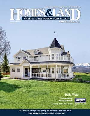 HOMES & LAND Magazine Cover. Vol. 30, Issue 05, Page 13.