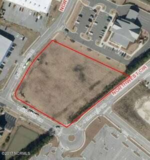 Land for Sale, ListingId:46208043, location: 401 Northwest Circle Jacksonville 28546