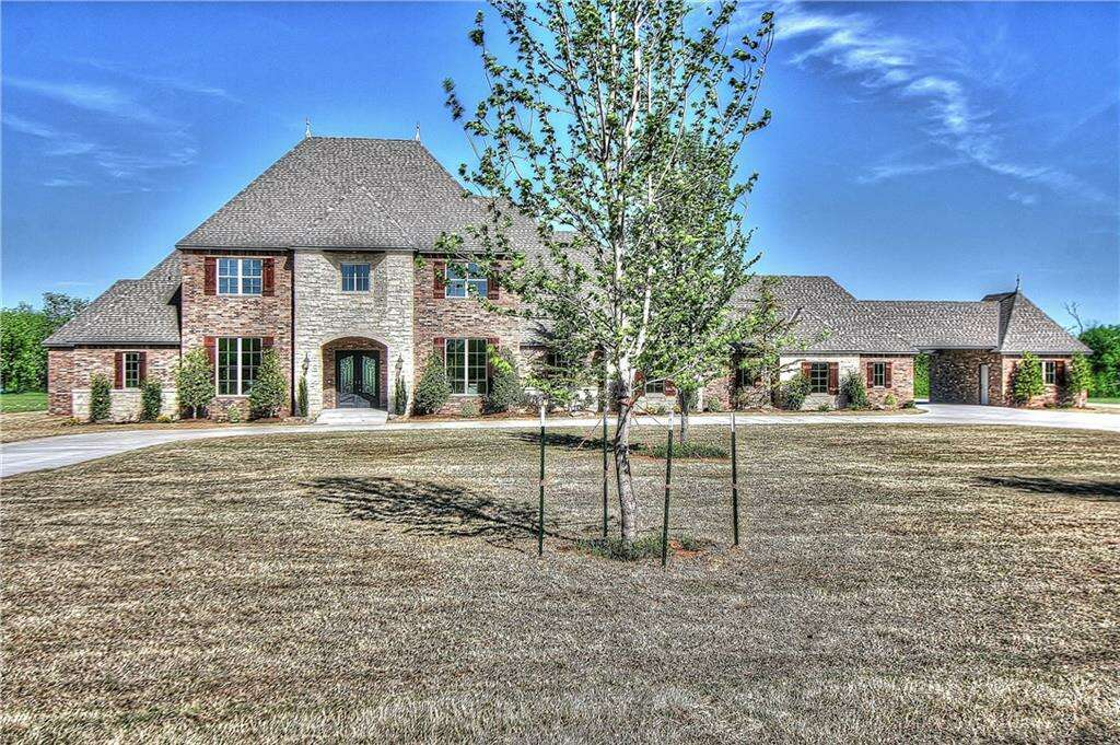 Single Family for Sale at 10800 Secretariat Mustang, Oklahoma 73064 United States