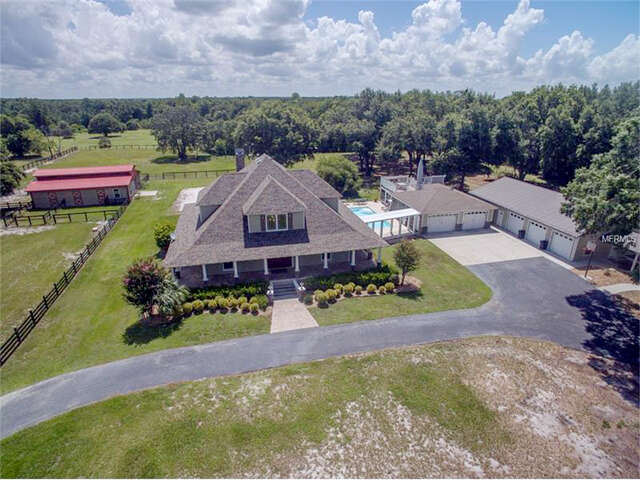 Single Family for Sale at 28100 Shirley Shores Road Tavares, Florida 32778 United States