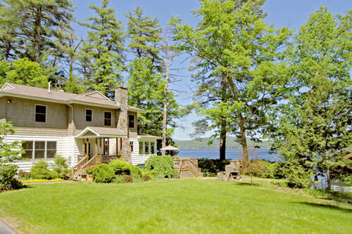 Single Family for Sale at 8514 State Route 9 Schroon Lake, New York 12870 United States
