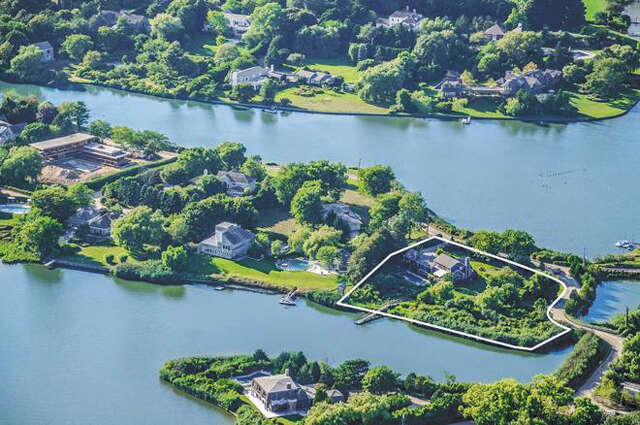 Single Family for Sale at 80 Cobb Isle Road Water Mill, New York 11976 United States