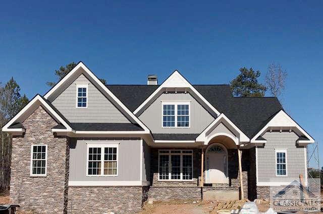 Single Family for Sale at 1094 Boulder Ridge Lane Bishop, Georgia 30621 United States