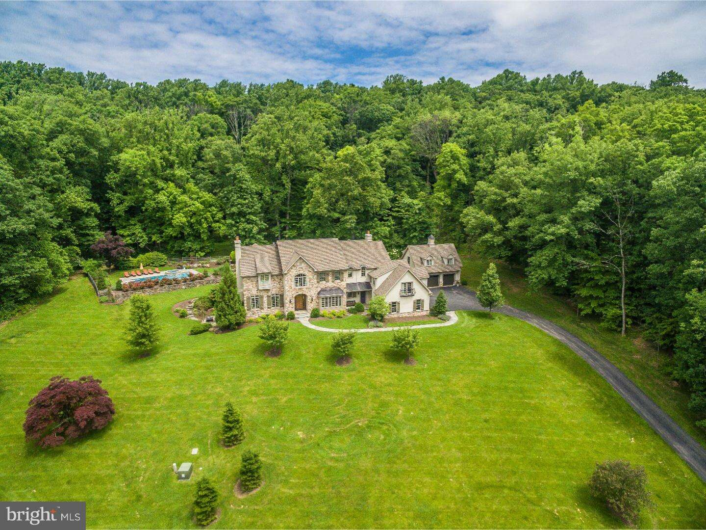 Single Family for Sale at 233 Thompson Mill Road Newtown, Pennsylvania 18940 United States