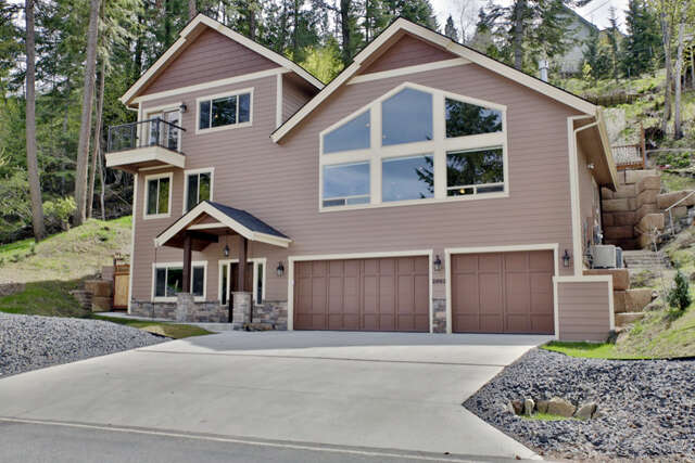 Single Family for Sale at 2862 Hayden Lake Road Hayden, Idaho 83835 United States