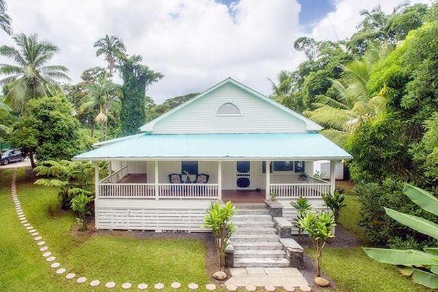 Single Family for Sale at 28-128 Honomu Rd Honomu, Hawaii 96728 United States