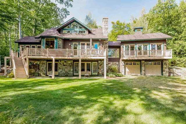 Single Family for Sale at 76 Kingswood Road Wolfeboro, New Hampshire 03894 United States