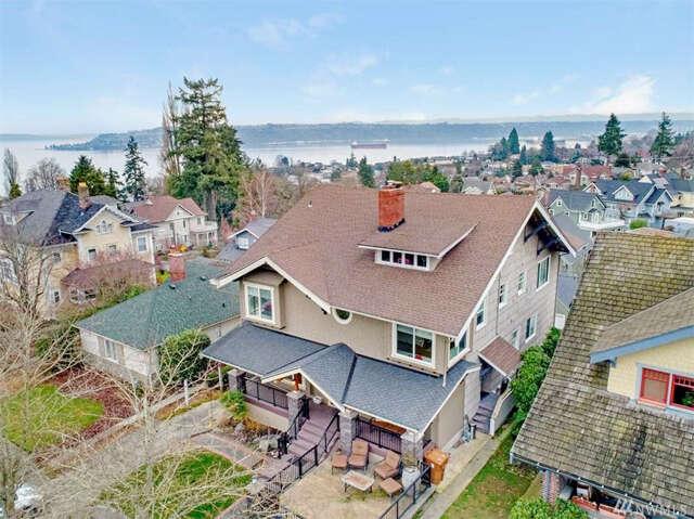 Single Family for Sale at 2119 N Prospect St Tacoma, Washington 98406 United States
