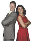 Nick* & Andrea* Davies, *Sales Representative, London Real Estate