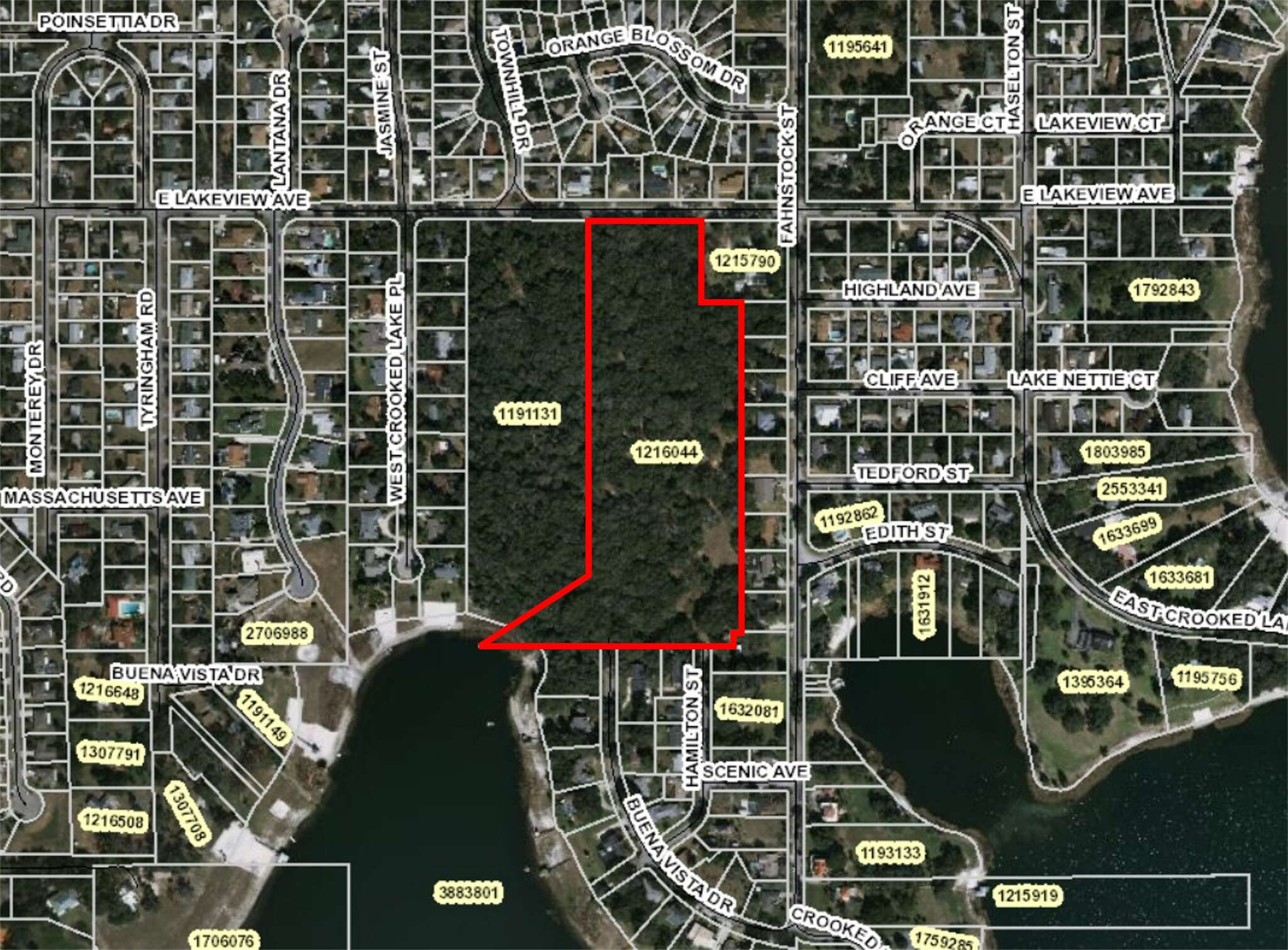 Investment for Sale at Lakeview Avenue Eustis, Florida 32726 United States