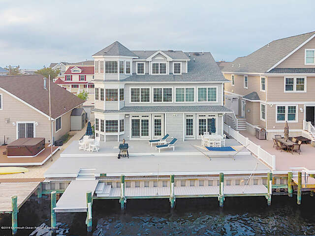 Single Family for Sale at 253 San Fernando Drive Lavallette, New Jersey 08735 United States