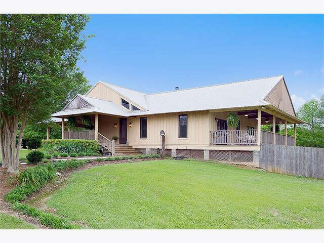 Single Family for Sale at 15428 Jack Fork Rd. Folsom, Louisiana 70437 United States