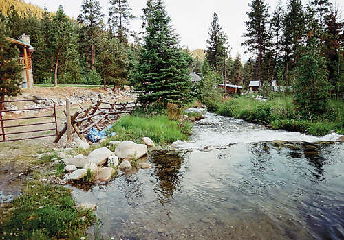 Additional photo for property listing at 4th Of July Creek Ranch  Salmon, Idaho 83467 United States