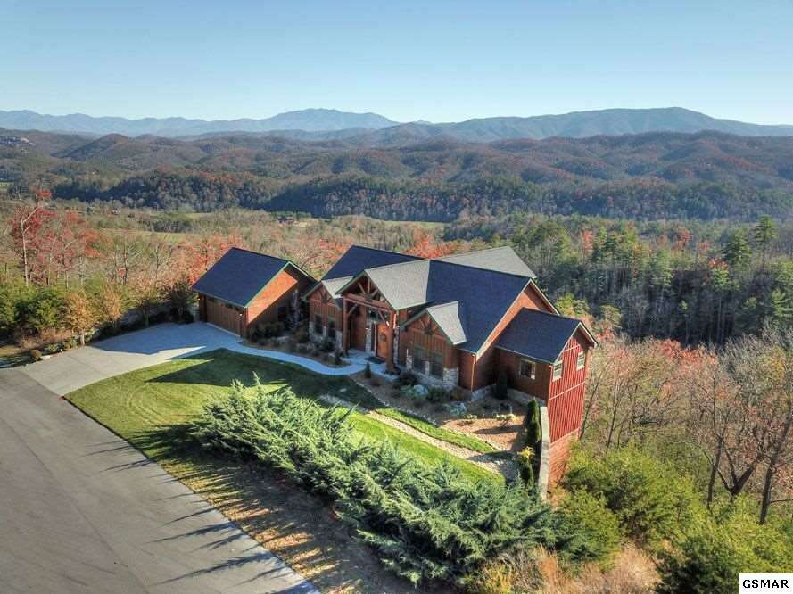 Single Family for Sale at 3060 Misty Bluff Trail Sevierville, Tennessee 37862 United States